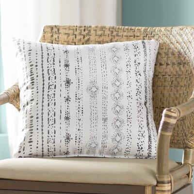 Vania Burlap Indoor/Outdoor Throw Pillow Size: 18 H x 18 W x 5 D