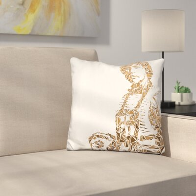 Luke Skywalker Throw Pillow