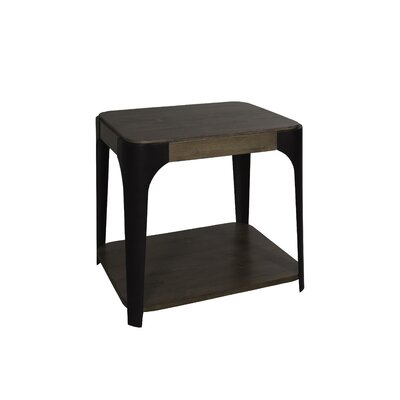 Dupuy Rectangular End Table