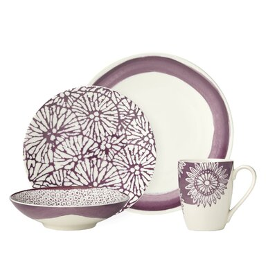 4 Piece Place Setting Set, Service for 1 878823