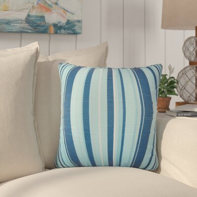 Callen Stripes Cotton Throw Pillow