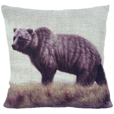 Pritts Burlap Throw Pillow
