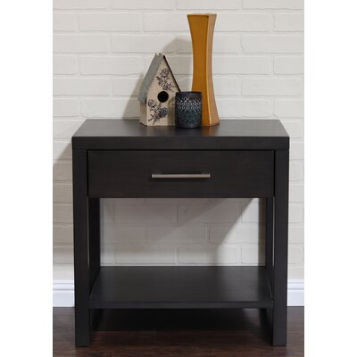 Midtown 1 Drawer Nightstand