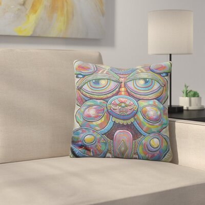 Conscious Catalyst Throw Pillow