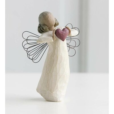 """Willow Tree """"With Love"""" Figurine SC8535"""