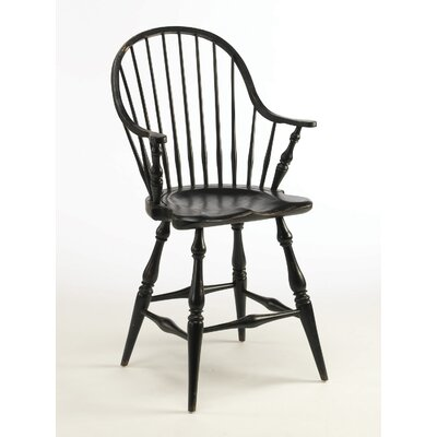 Galles 24 Bar Stool Color: Black