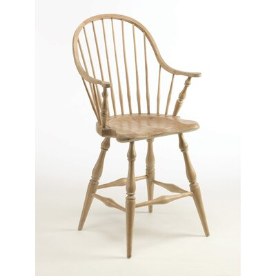 Galles 24 Bar Stool Color: Pickled