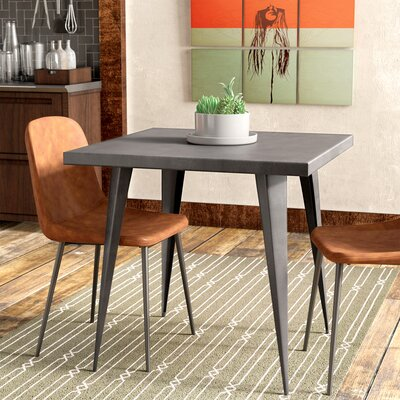 Kia Dining Table Finish: Antique