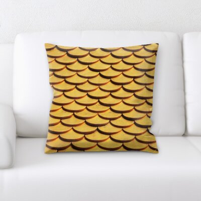 Burrus Abstract Textures Throw Pillow