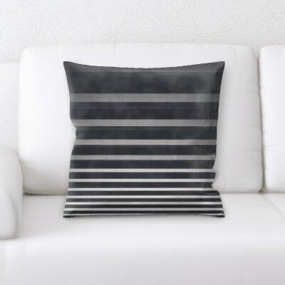 Burnett Abstract Textures Throw Pillow