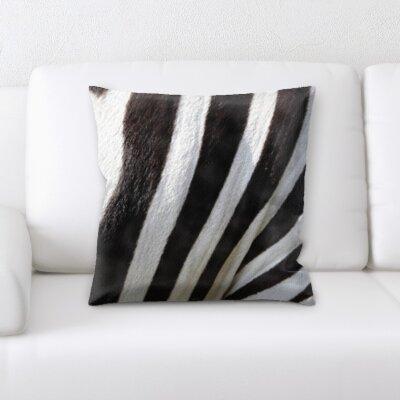 Holm Print Skin Throw Pillow