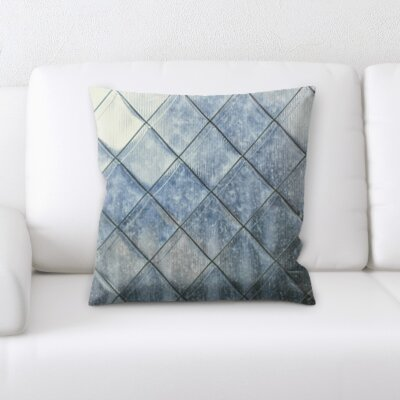 Gurley Tiles Throw Pillow