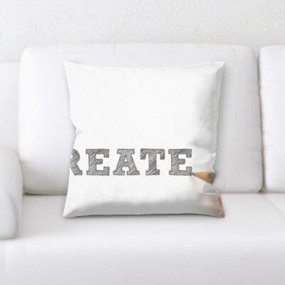 Pineiro Create Throw Pillow