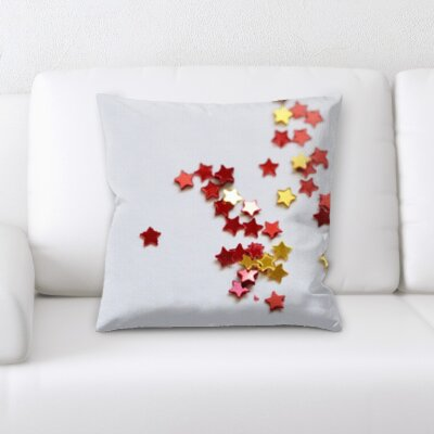 Lach Little Stars Throw Pillow
