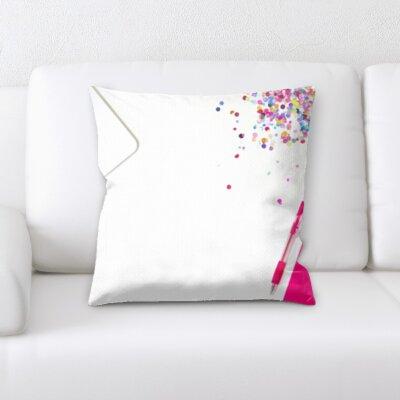 Wigginton Art and Craft Notebook Computer Throw Pillow