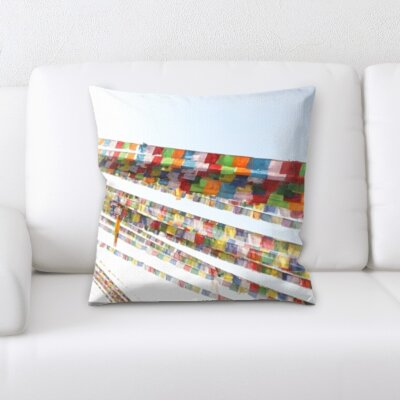 Gurley Music Sheets Throw Pillow
