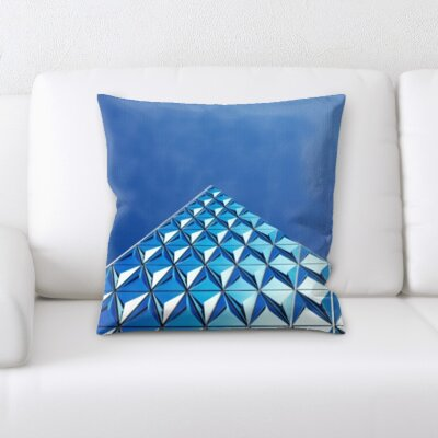 Gurley Pyramid Throw Pillow