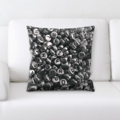 Lach Random Words Throw Pillow
