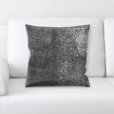 Gurley Tiles Throw Pillow