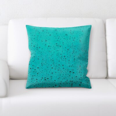 Gurley Water Bubbles Throw Pillow