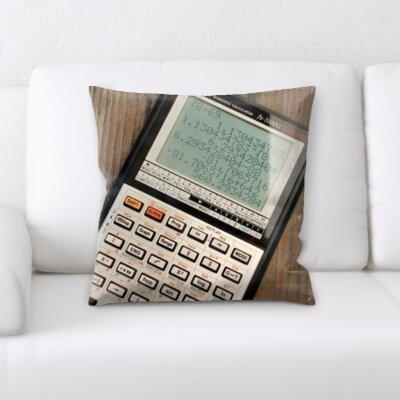 Berrios Formula Scientific Calculator Throw Pillow