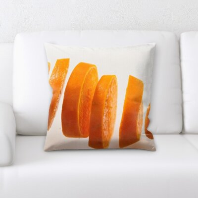 Bettis Fruits Throw Pillow
