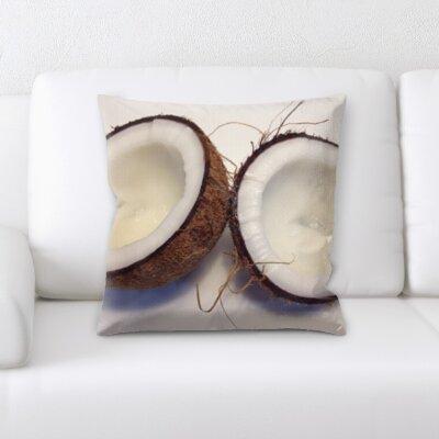 Betton Fruits Throw Pillow