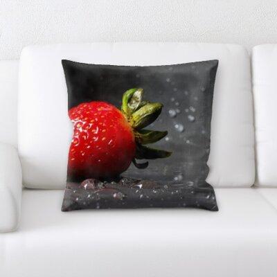 Bevers Fruits Throw Pillow