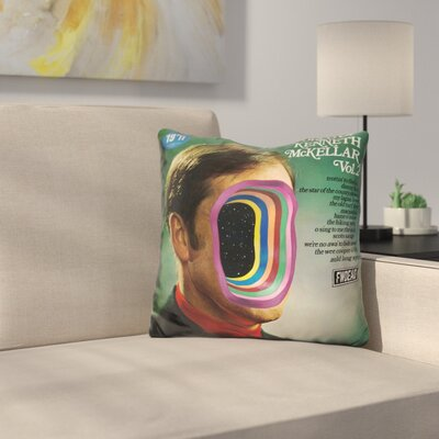 The World of Kenneth Mckellar Vol2 Throw Pillow