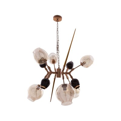 Rohon 6-Light Sputnik Chandelier