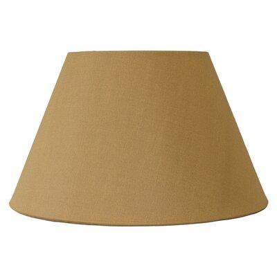 Downbridge Uno-Fitter 12 Silk Empire Lamp Shade Color: Gold Silk