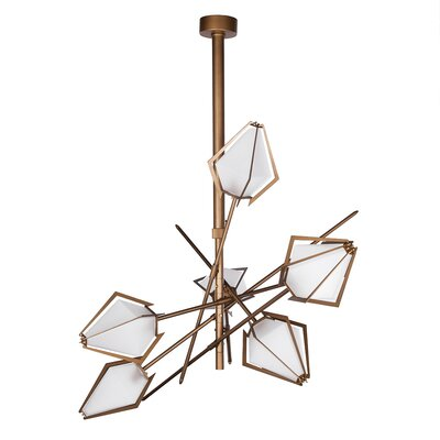 Creel 6-Light Sputnik Chandelier