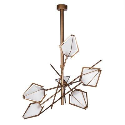 Creel 6-Light Sputnik Chandelier