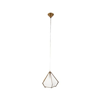 Hallum 1-Light Mini Pendant
