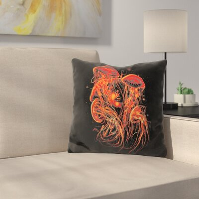 A Beutiful Delusion Throw Pillow