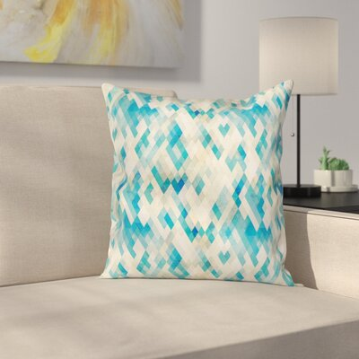 Diamond Inspiration Pillow Cover Size: 20 x 20
