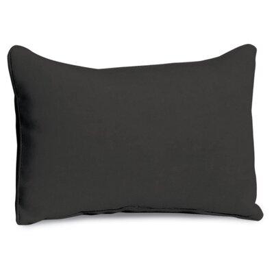 Beninga Lumbar Pillow Color : Jet Black