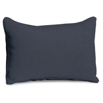 Beninga Lumbar Pillow Color : Midnight Blue