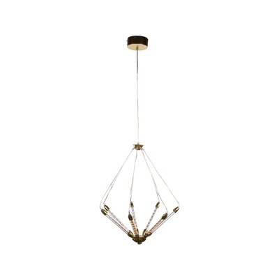 Hamblen 7-Light Sputnik Chandelier