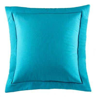 Jaimeela Sand Sham Color: Turquoise