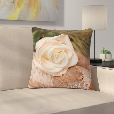 Angie Turner Rustic Romance Outdoor Throw Pillow Size: 16 H x 16 W x 5 D