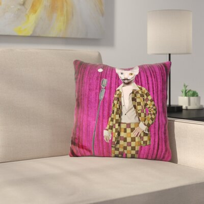 Boogie Nights Throw Pillow