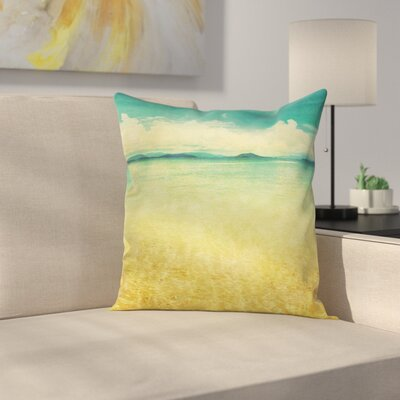 Beach Pillow Cover Size: 20 x 20