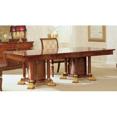 Priston Dining Table Size: 29.9 H x 70.5 W x 38.6 L