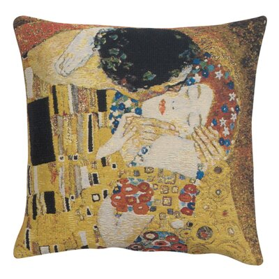 Rinehart Kiss 2 Cotton Pillow Cover