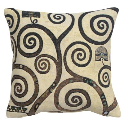Petti Branches Cotton Pillow Cover