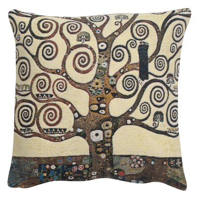 Petti Tree Cotton Pillow Cover