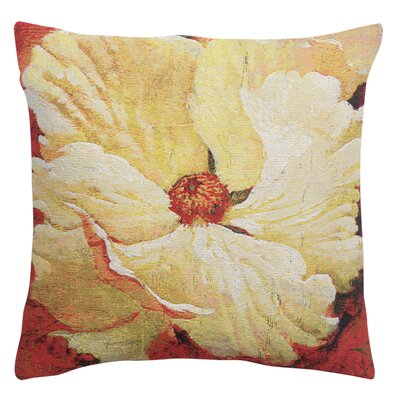 Woodworth Fragrance I Cotton Throw Pillow