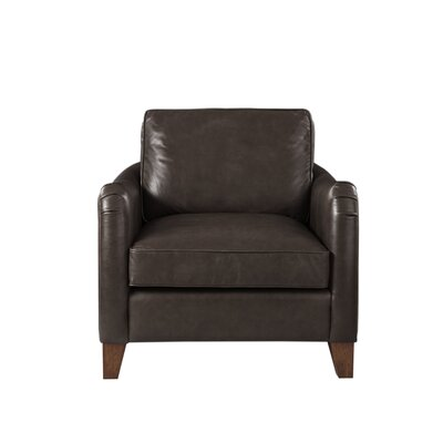 Donovan Leather Armchair