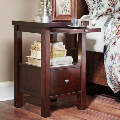 Todd 1 Drawer Nightstand